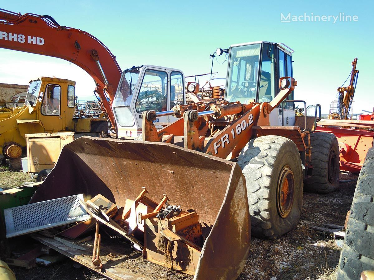 FIAT-HITACHI FR 160.2 wheel loader