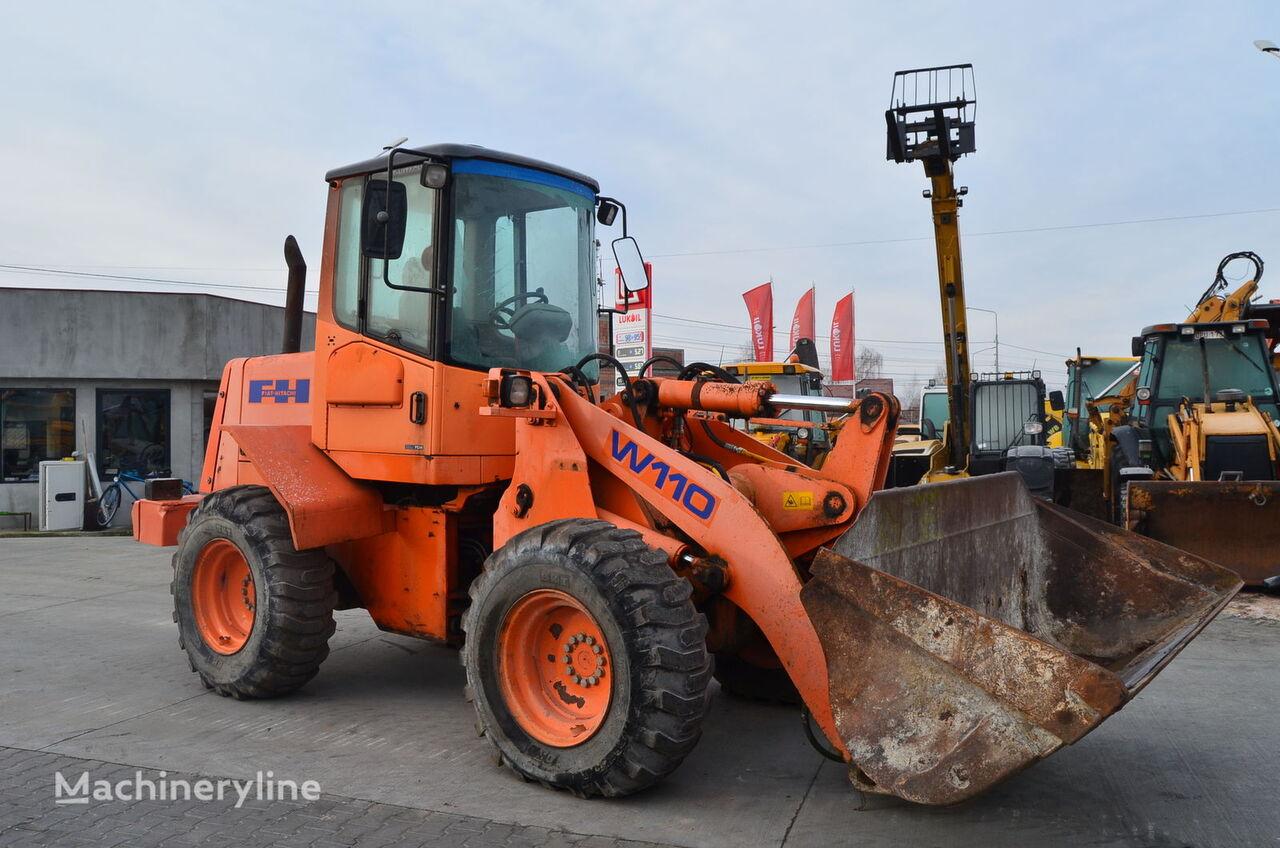 FIAT-HITACHI W110 wheel loader