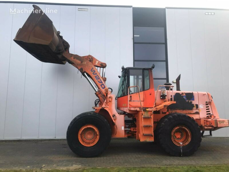 FIAT-HITACHI W270 wheel loader