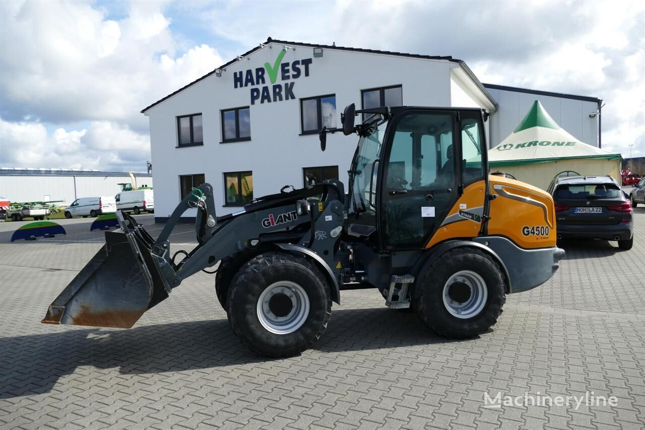 GIANT G 4500 DC X-TRA wheel loader