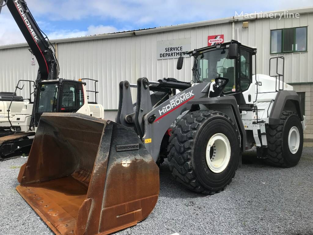 HIDROMEK  640 WL wheel loader