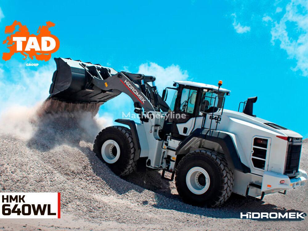 new HIDROMEK  HMK 640WL wheel loader