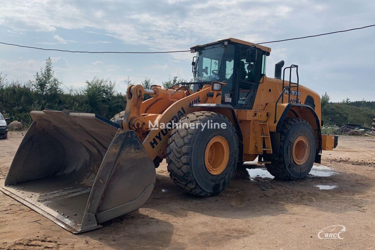 HYUNDAI HL970 wheel loader