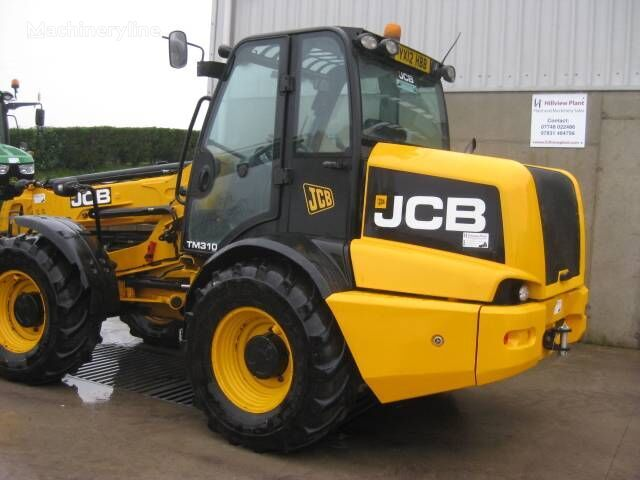 JCB TM 310 S wheel loader