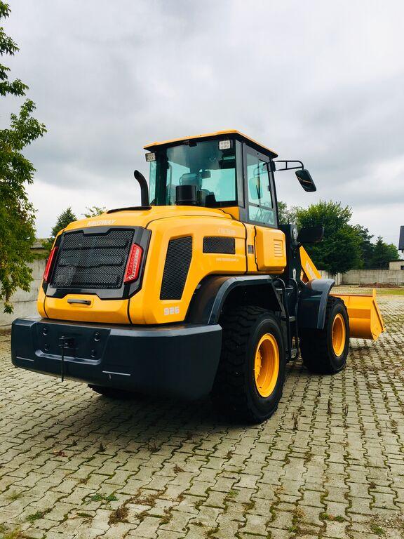 new KINGWAY 926  LUKAS 4x4 wheel loader