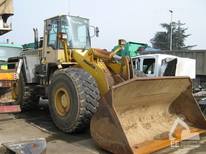 KOMATSU WA 420 H-3 wheel loader