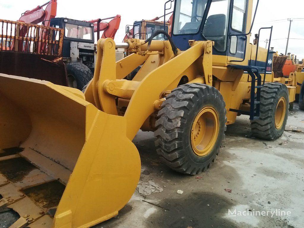 KOMATSU WA300-3 WA300-1 wheel loader