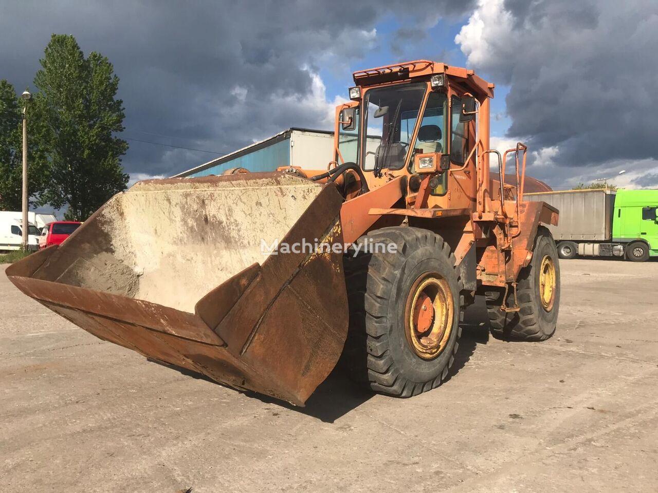 KOMATSU WA420 wheel loader