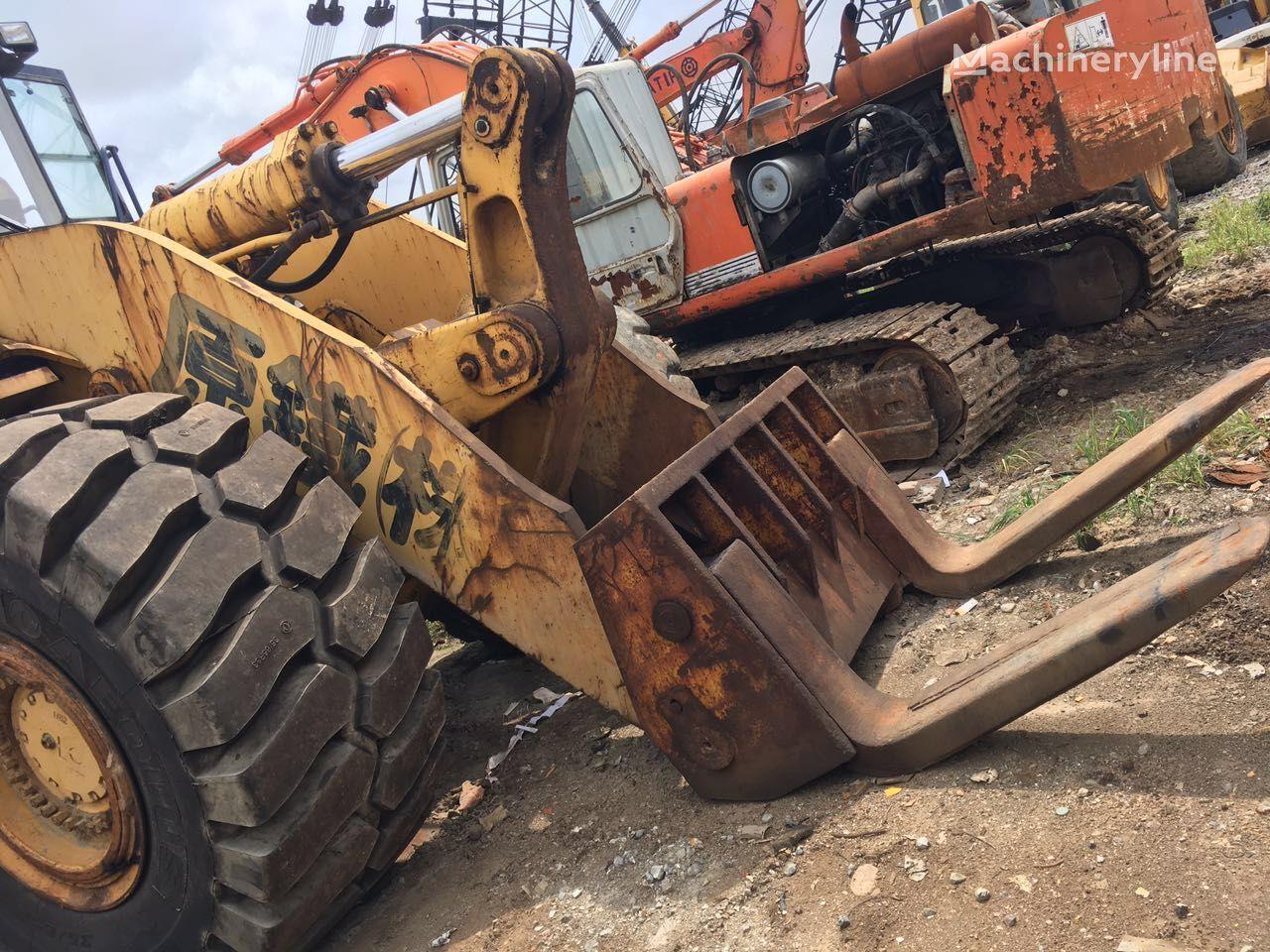 KOMATSU WA600 wheel loader