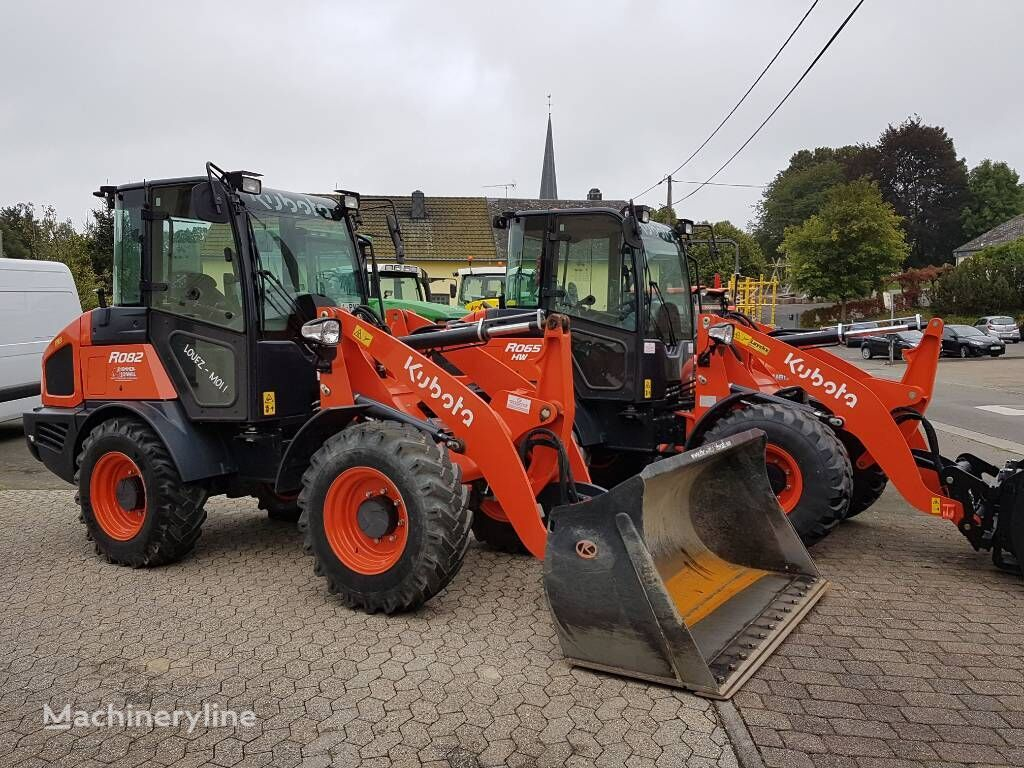 KUBOTA R082 wheel loader