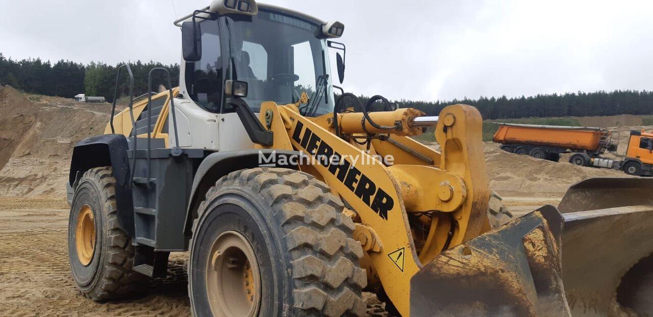 LIEBHERR 566 2plus2 wheel loader