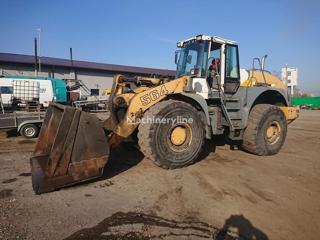 LIEBHERR L 564 wheel loader