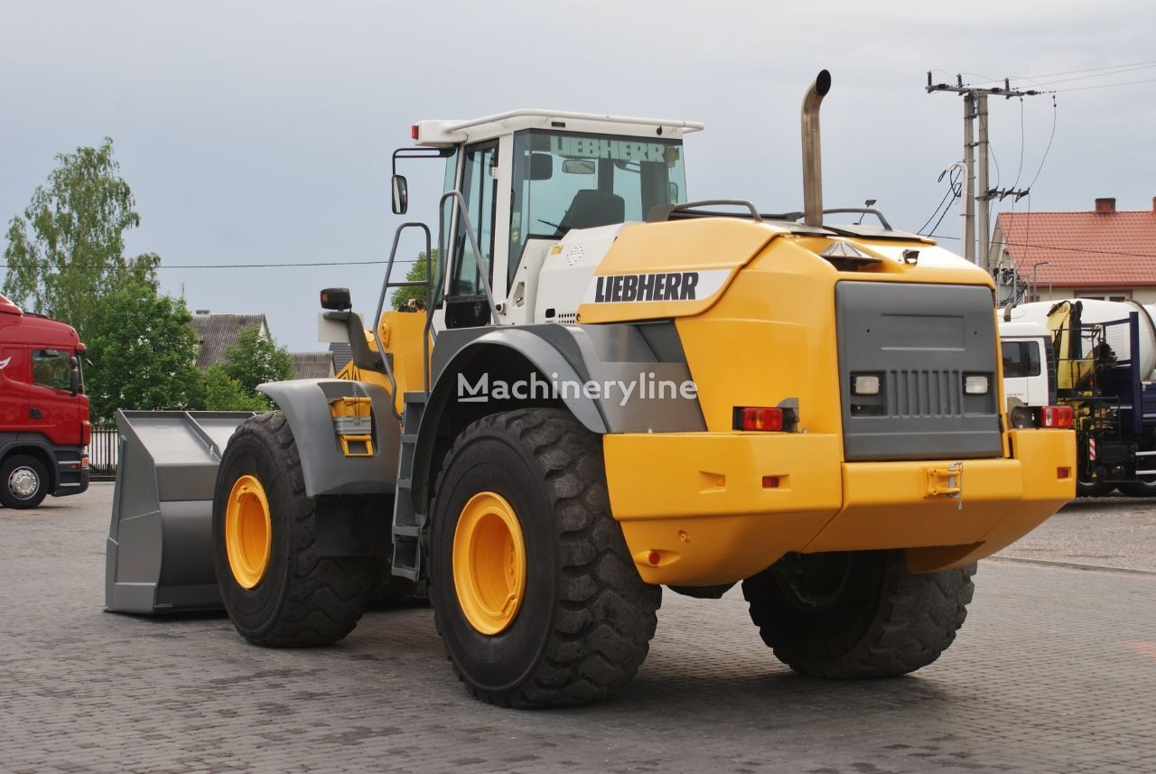 LIEBHERR L 574 2plus2 *Air Condition * Electric Weight * Camera * 2006 *  wheel loader