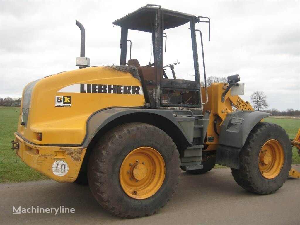 LIEBHERR L514 wheel loader