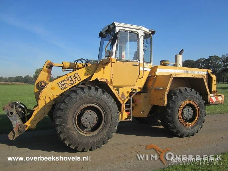 LIEBHERR L531 wheel loader
