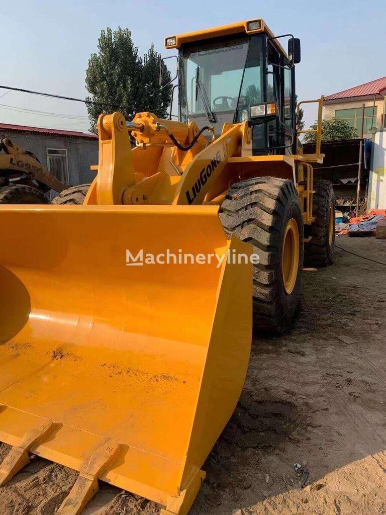 LIUGONG CLG 856 wheel loader