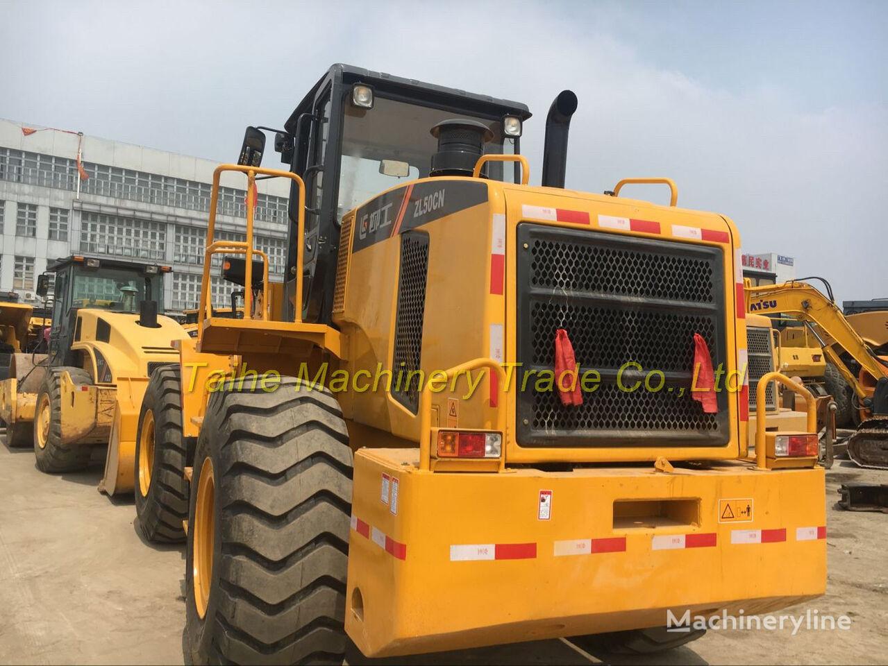 LIUGONG ZL50CN wheel loader