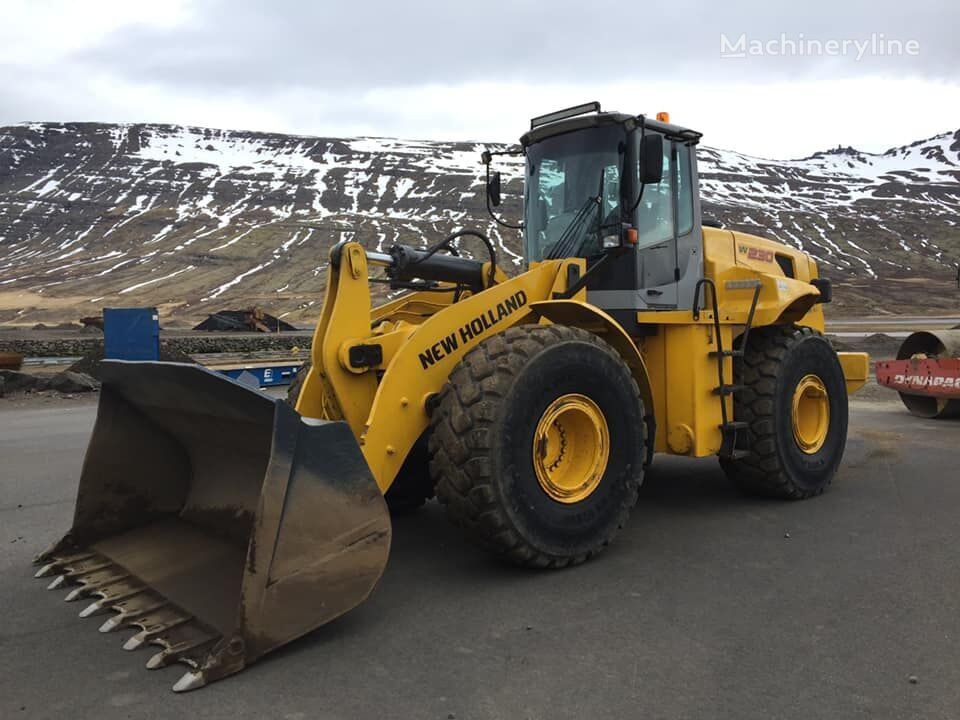 NEW HOLLAND W230 wheel loader