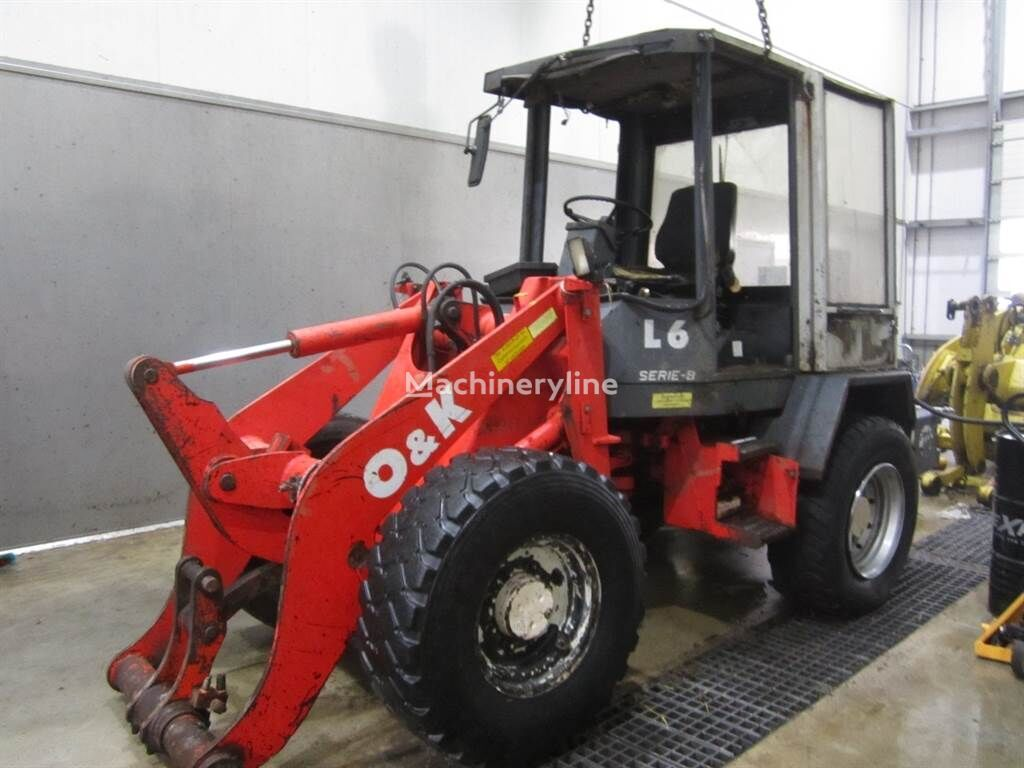 O&K O & K L6 wheel loader