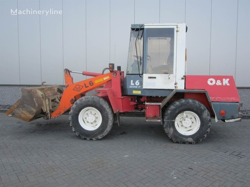 O&K O & K L6-3 (For Parts) wheel loader
