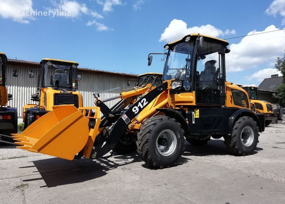 new QINGDAO PROMISING WILDCAT 912 wheel loader