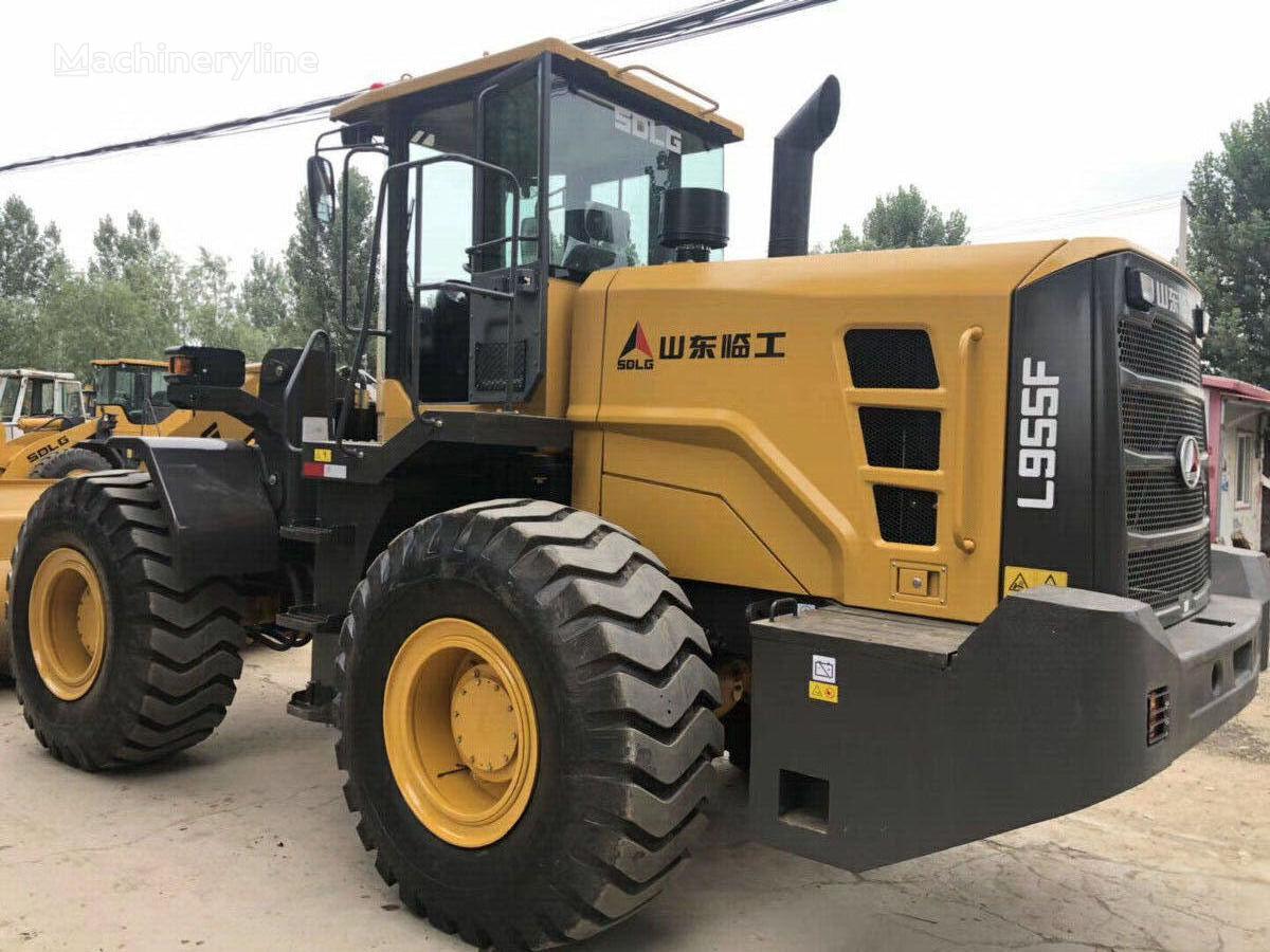 SDLG L955F wheel loader