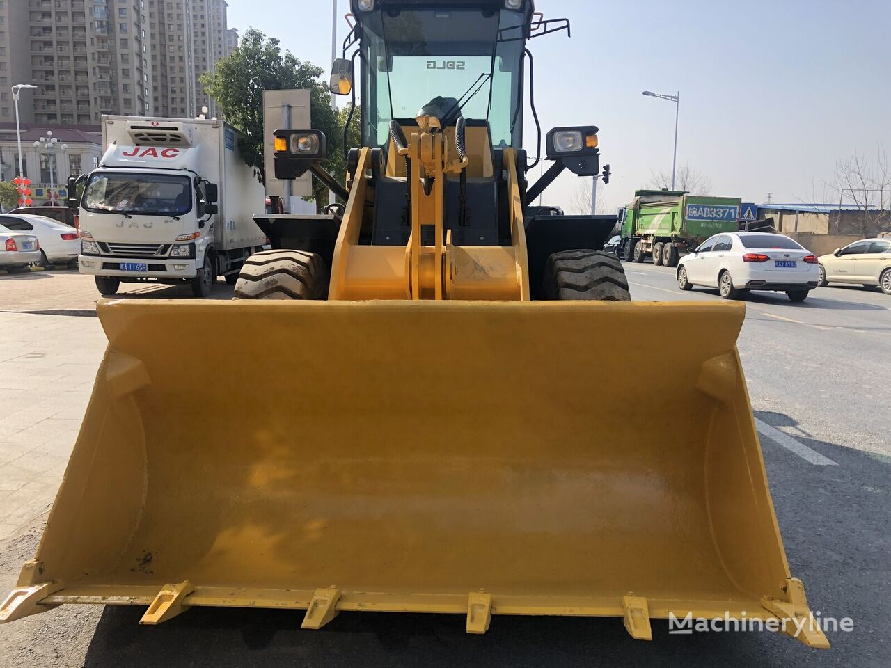 SDLG LG936 wheel loader