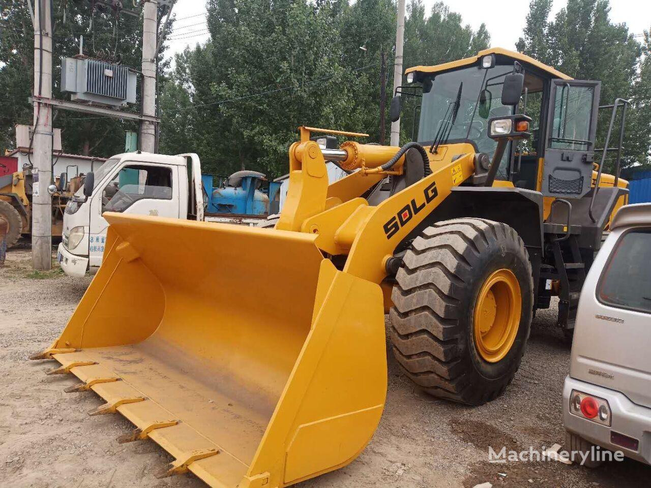 SDLG LG956 wheel loader