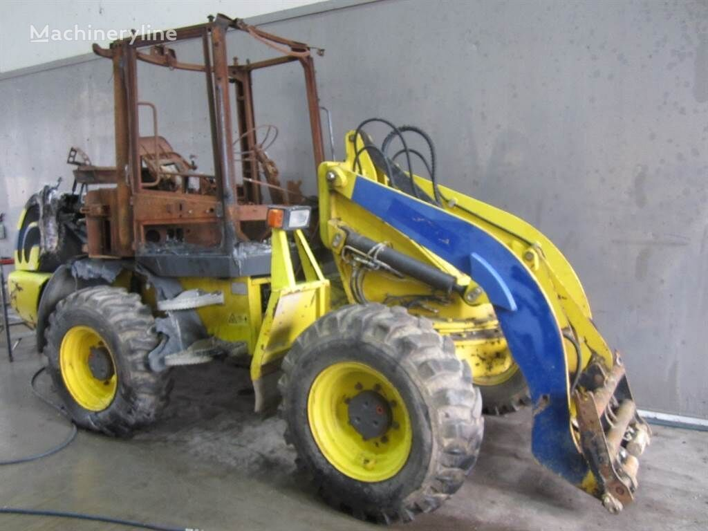 TEREX TL70S (Brandschade) wheel loader