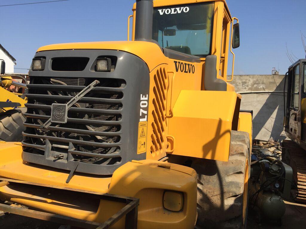 VOLVO-ABG L70E wheel loader