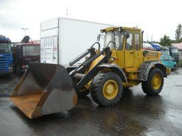 VOLVO BM 4300 wheel loader