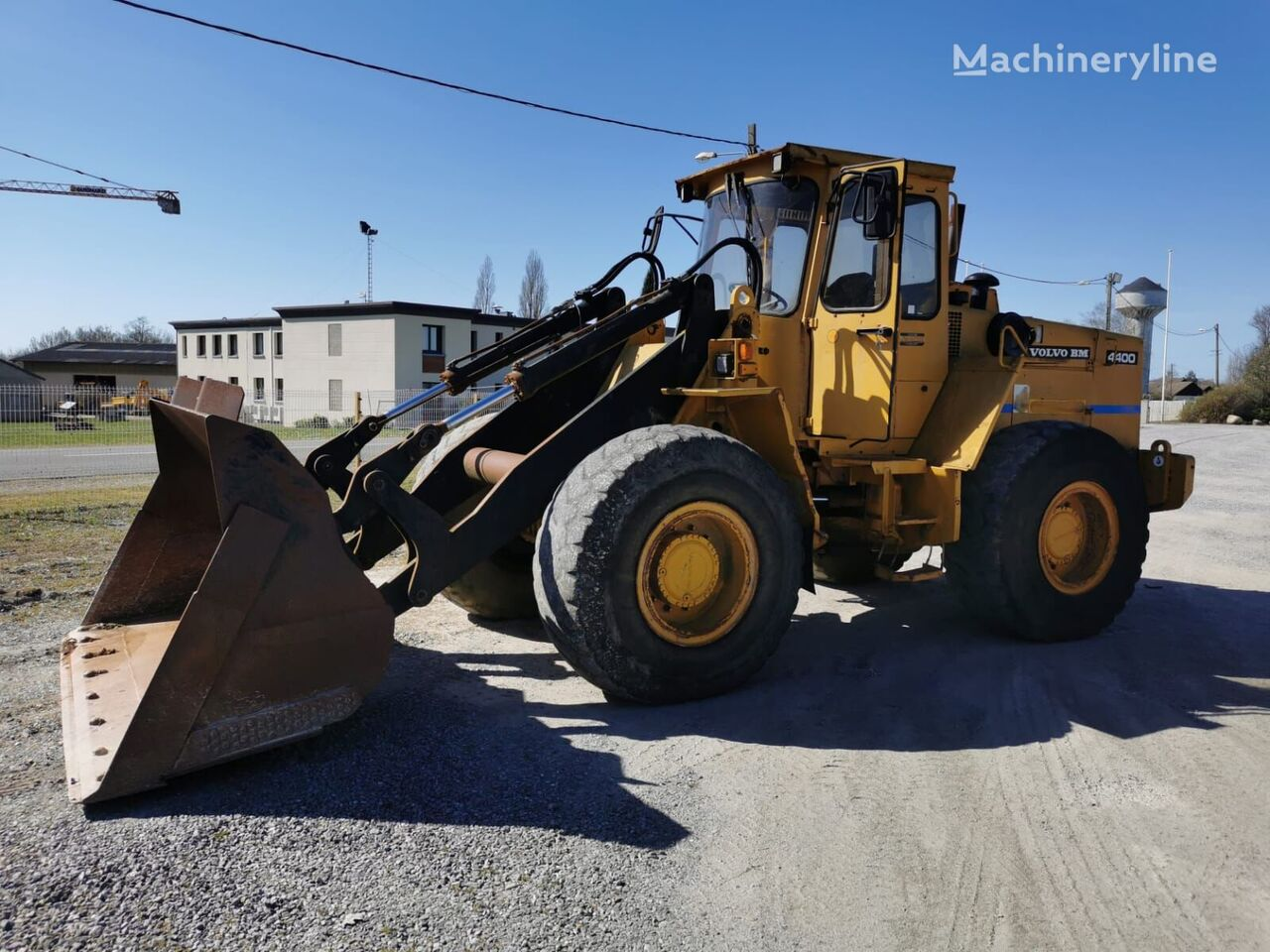 VOLVO BM 4400 wheel loader