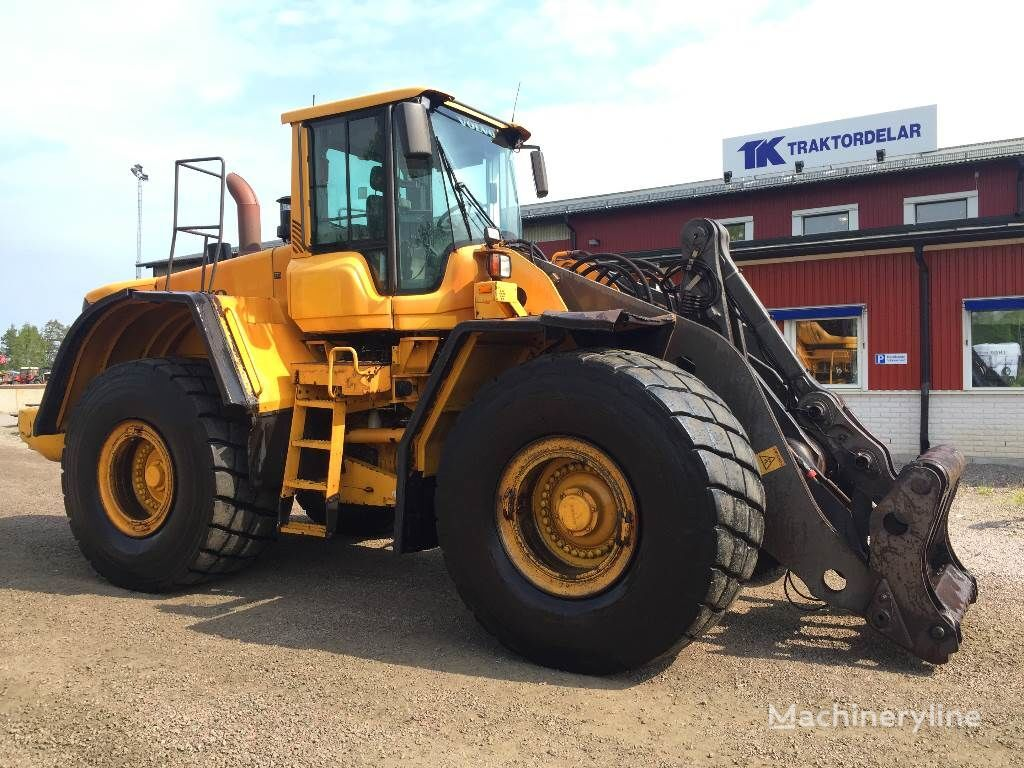 VOLVO L 220 F Delar / Parts wheel loader
