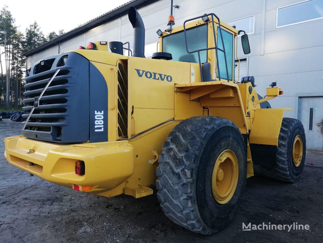 VOLVO L180E wheel loader