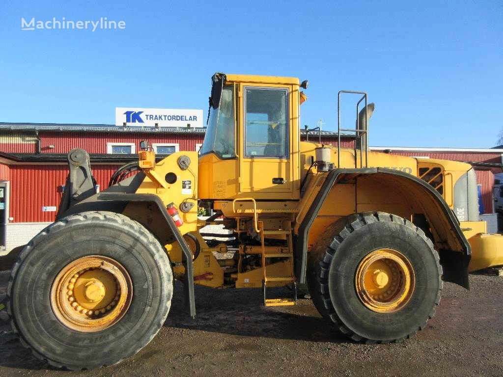 VOLVO L180E Delar / Parts wheel loader for parts