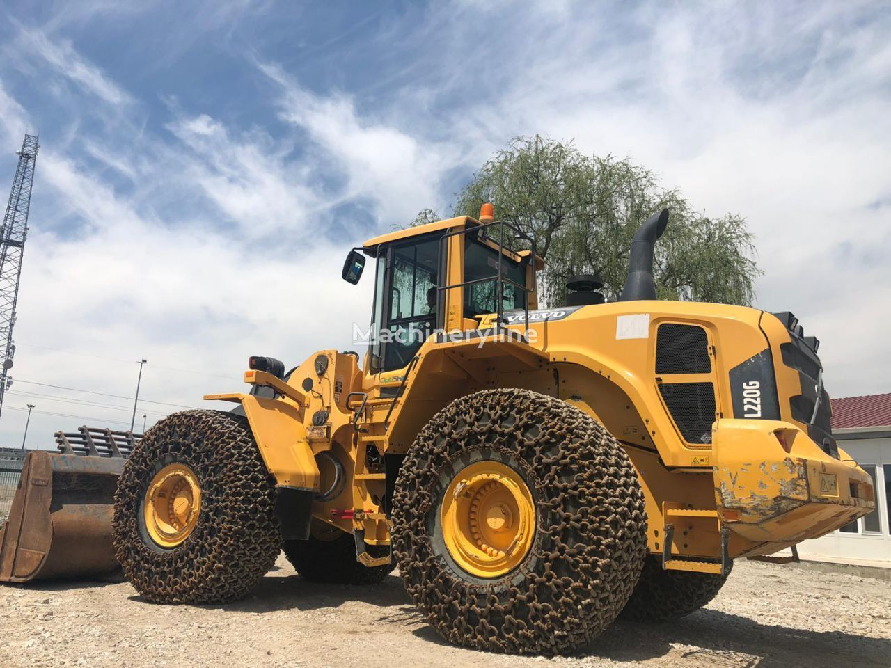 VOLVO L220G wheel loader