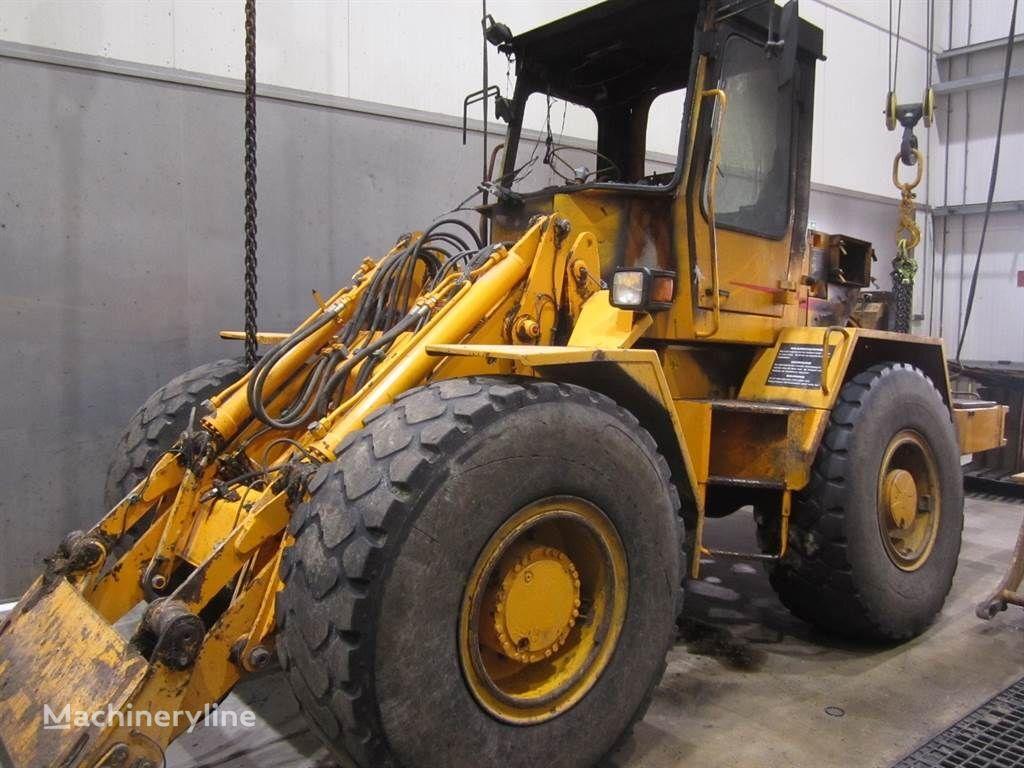 WERKLUST WG18C Brandschade wheel loader