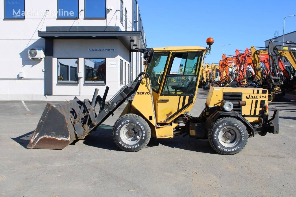 WILLE 445 wheel loader