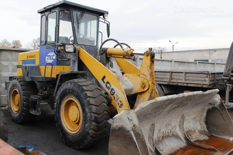 XCMG LG933 wheel loader