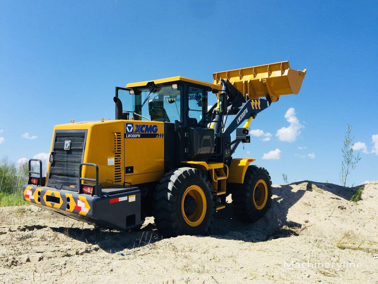 new XCMG LW300FN v nalichii !!! wheel loader
