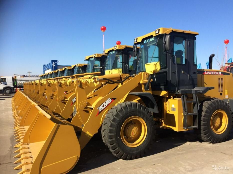new XCMG LW300KN wheel loader