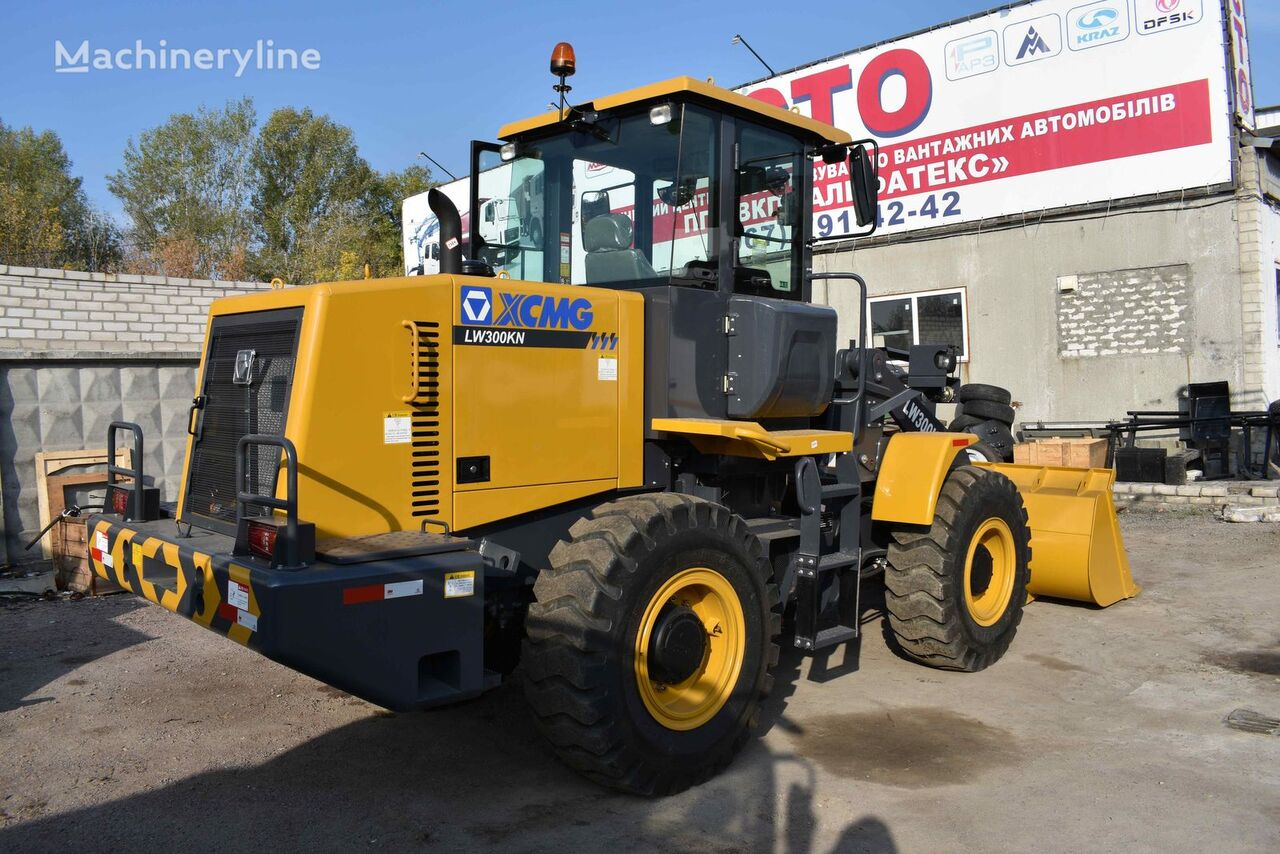 new XCMG LW300KN (v nalichii) wheel loader