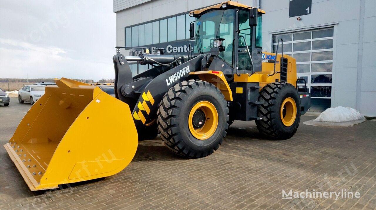 new XCMG LW500FN wheel loader