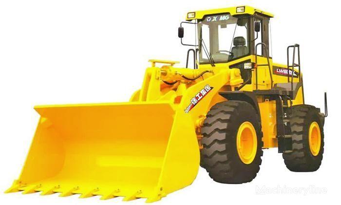 new XCMG LW600 wheel loader