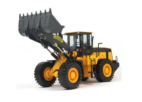 new XCMG ZL50CN wheel loader