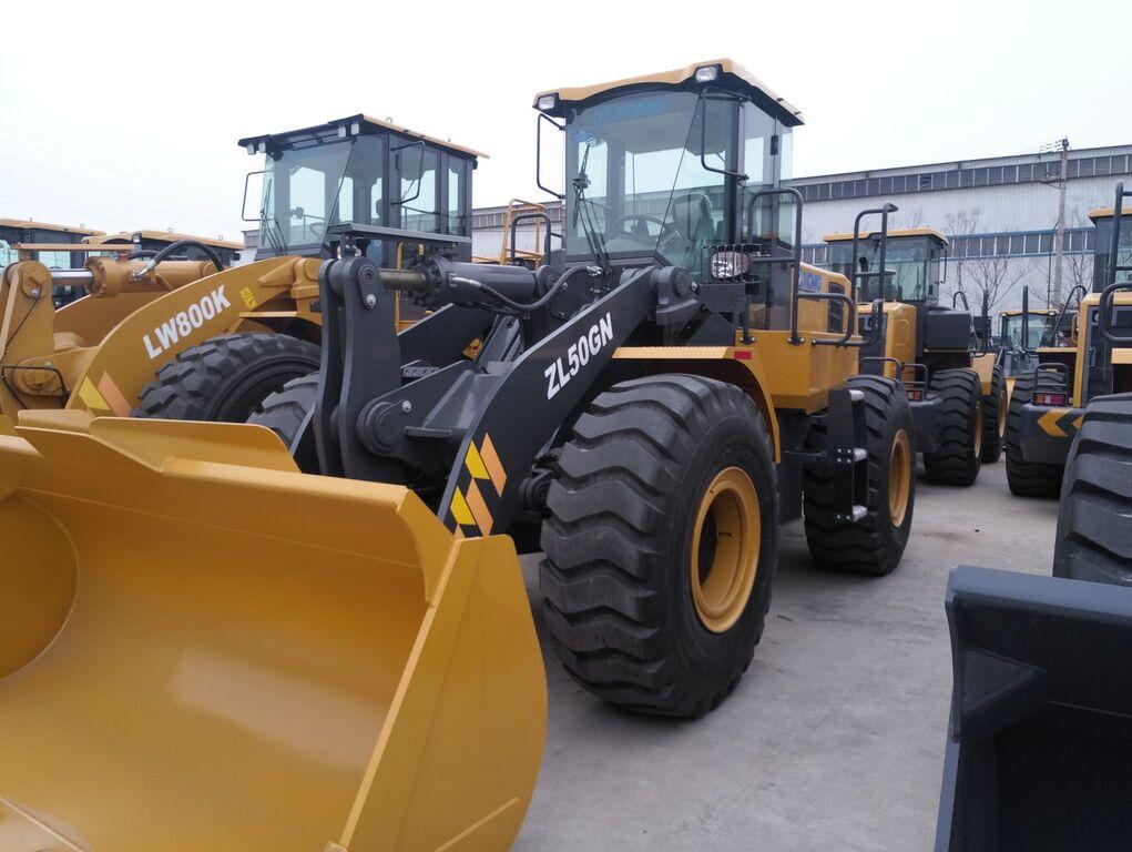 new XCMG ZL50GN wheel loader