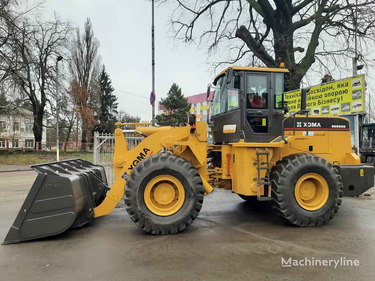 new XGMA XG955 wheel loader