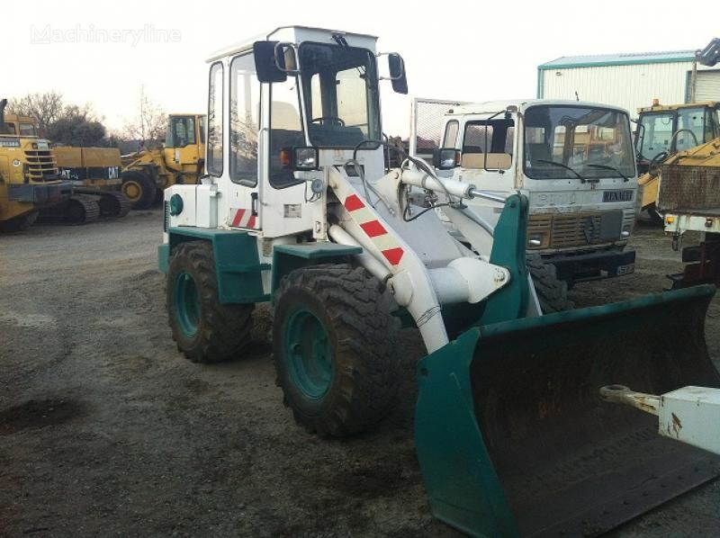 ZETTELMEYER ZL 702 wheel loader