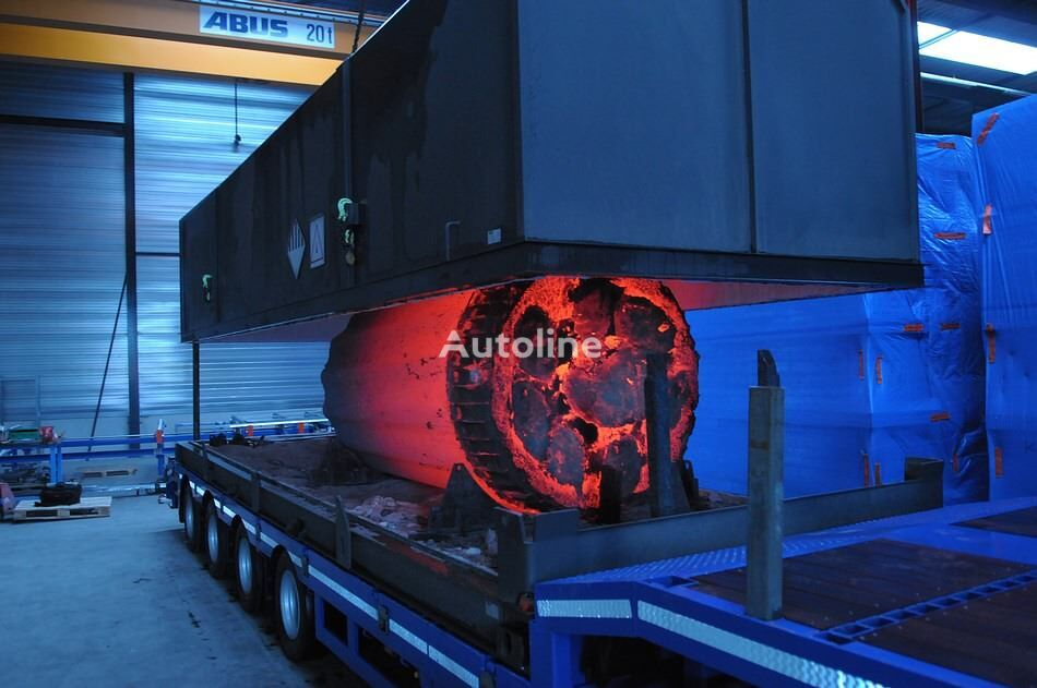 CCH HOT STEEL TRANSPORT 20 FT 20ft container