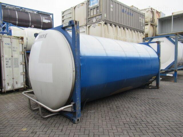 VAN HOOL FFT 18-076 20ft tank container